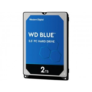 "WD 2TB INTERNAL NOTEBOOK HARD DRIVE (BLUE) 2.5""SATA"