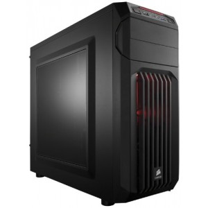 Corsair Carbide Series SPEC-01 Red LED / Blue Mid-Tower Gaming Case