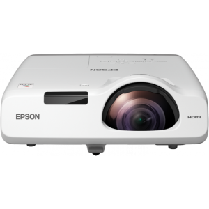epson eb535W short throw projector