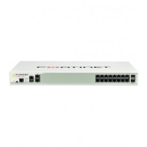 Fortinet FortiGate 200D Secure Protection For The Campus Perimeter And Branch Office