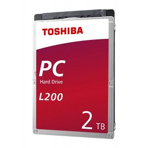 TOSHIBA 2TB INTERNAL LAPTOP HDD 2.5 INCH
