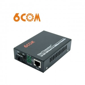 Media Converter SFP Slot 10/100/1000M with RJ45 Port