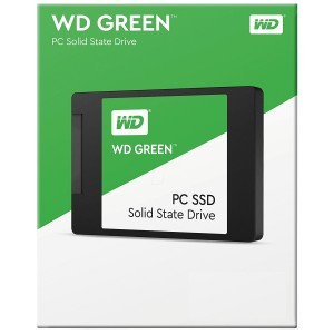 WD SOLID STATE DRIVE (GREEN) 120GB SATA