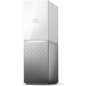 WD 4TB EXTERNAL HDD MY CLOUD HOME, WHITE