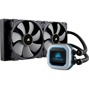 Corsair Hydro Series H115i PRO RGB 280mm Liquid CPU Cooler