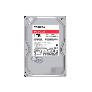 "TOSHIBA 1TB INTERNAL HARD DRIVE 3.5"" SATA 7200RPM"
