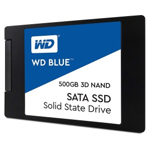WD SOLID STATE DRIVE (BLUE) 500GB SATA