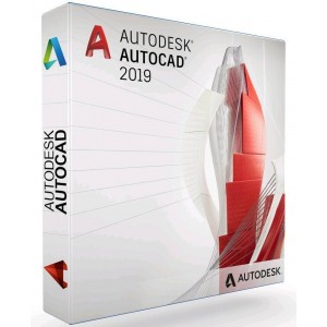 Autodesk AutoCAD 2019 (Single-User)
