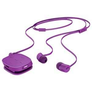HP H5000 Purple / Orange /  White / Black Bluetooth Headset
