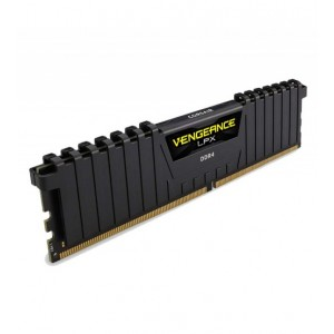 CORSAIR 4GB DDR4 2400MHZ RAM (BLACK)