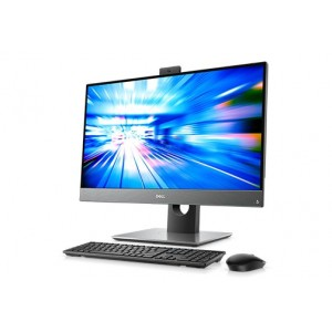 Dell OptiPlex 7770 - all-in-one - Core i7 9700U 3.0 to 4.8 GHz - 8GB - 256GB SSD- FHD 27""