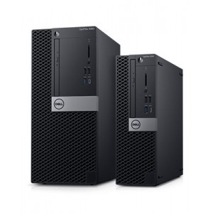 DELL Brand PC OptiPlex 5060MT Core i7 DOS