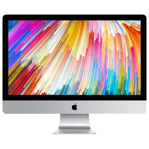 "Apple iMac 5K 27"" (MNE92) 3.4GHz quad core Intel Core i5 2017"