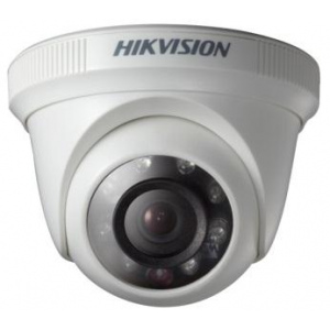 Hikvision DS-2CE56C0T-IRPF HD Indoor IR 1MP CC Camera
