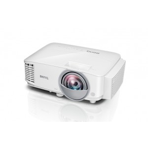 "BENQ DX808ST # 3000 LUMENS XGA MULTIMEDIA PROJECTOR (Short Throw Projector 87"" Screen @ 3.5 feet Distance)"