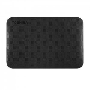 TOSHIBA 2TB EXTERNAL HDD CANVIO READY (BLACK)