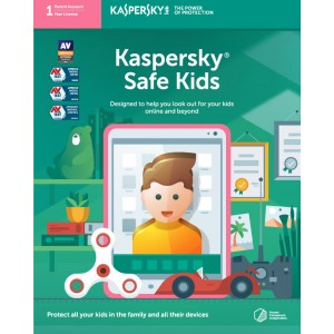 Kaspersky Safe Kids (1 Parent Account | 1 Year License)