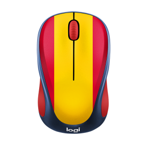 Logitech Wireless World Cup Mouse M238 Spain