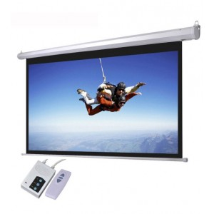 "XTREME PROJECTOR SCREEN # 96"" X 96"" MOTORIZED"