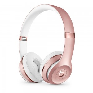 MX442ZA/A # BEATS SOLO 3 WIRELESS ROSE GOLD-ITS