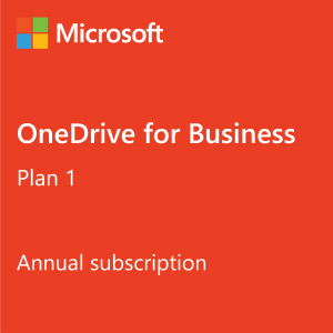 OneDrive for Business Plan 1 (CSP)