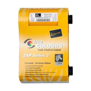 Zebra ZXP Series 3 Color (YMCKO) Ribbon (280 Print)