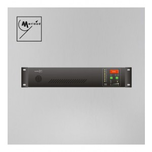 IP Amplifier With Fire Alarm/Timing/Paging/Intercom