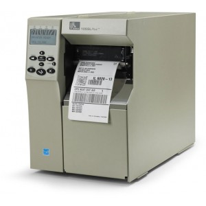 Zebra 105SL Plus Barcode Label Printer