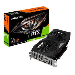 GIGABYTE GeForce RTX™ 2060 OC 6G