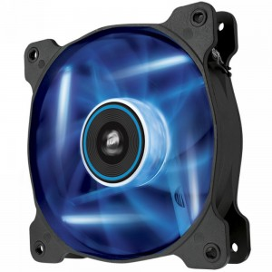 Corsair Air Series AF120 LED White / Blue / Red Quiet Edition High Airflow 120mm Fan