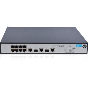 HP JG537A 1910-8-PoE+ Switch