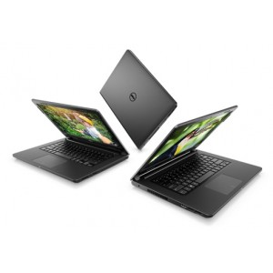 DELL INSPIRON 14-3476 INTEL i3-8th Gen-8130U 2.2 GHz (BLACK)