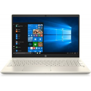 HP Pavilion 15-cs3054TX-i5 10th Gen 4GB 1TB 2GB Nvidia MX130 15.6 Inch FHD Wine Gold