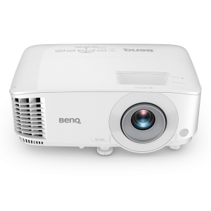 BENQ MS560 Projector to Use In Meeting Room and Class Room Intelligent LampSave Mode for 15000 hrs Lamp Life, 4000 Lumens Brightness SVGA 800X600 Resolution and Contrast Ratio 20000:1, HDMI VGA and USB Universel Connectivity, 2 Yr (Lamp 1 Yr/1000 hr) Warr