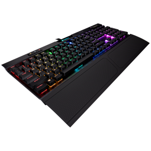 Corsair K70 RGB MK.2 Low Profile RAPIDFIRE Mechanical Gaming Keyboard