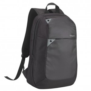 "Targus Intellect 15.6"" Laptop Backpack - Black/Grey (TBB565AP)"