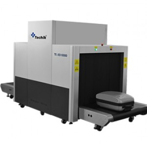 TE-XS10080 X-ray baggage scanner