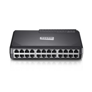 Netis ST3124P 24 Port Fast Ethernet Switch