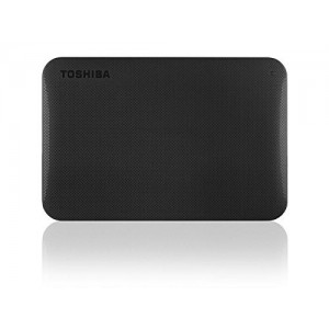 TOSHIBA 1TB EXTERNAL HDD CANVIO READY (BLACK)