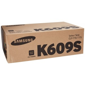 Samsung CLT-K609S Black Toner Cartridge