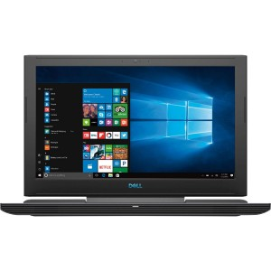 DELL G7 15-7588 INTEL CORE-i7-8TH GEN 8750H Up to 4.10 GHZ TB (Licorice Black)