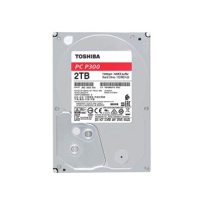 "TOSHIBA 2TB INTERNAL HARD DRIVE 3.5"" SATA 7200RPM"