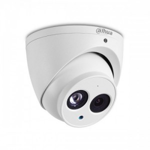 Dahua HAC-HDW1200EMP-A 2MP HDCVI IR Eyeball Audio Camera