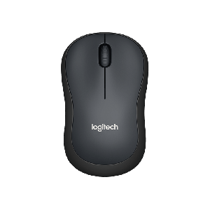 Logitech Wireless Mouse M221 Silent Gray / Blue / Red