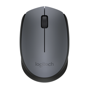 LOGITECH MOUSE WIRELESS M171 GREY (910-004655)