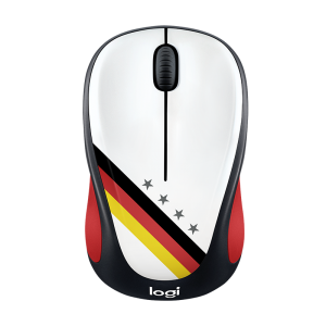 Logitech Wireless World Cup Mouse M238 Germany