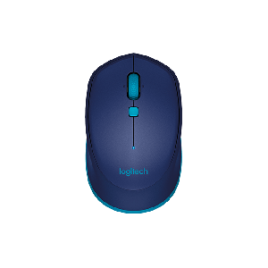 Logitech Bluetooth Mouse M337 Grey / Black / Blue / Red