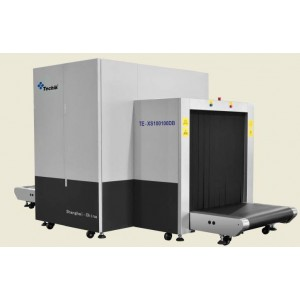 TE-XS100100DB X-ray baggage scanner