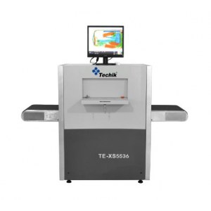 TE-XS5536 X-ray baggage scanner