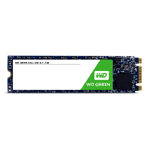 WD 120GB M.2 SOLID STATE DRIVE (GREEN)